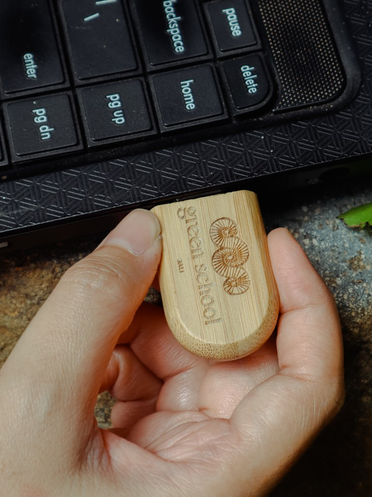 USB Bamboo 16GB