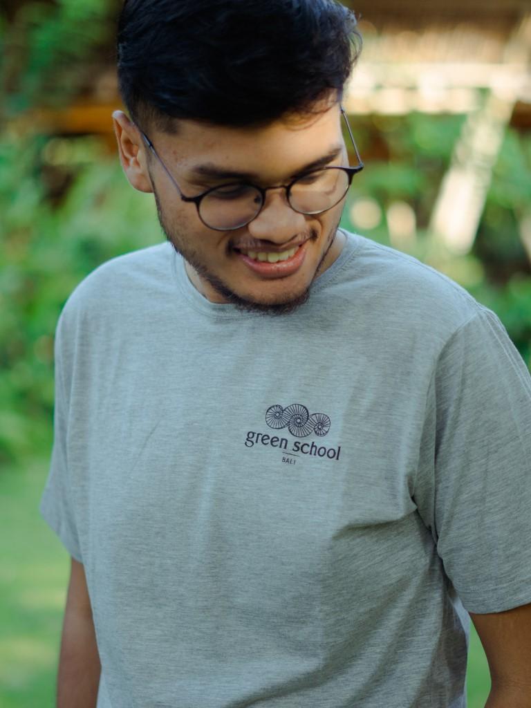 Green School T-Shirt Adult